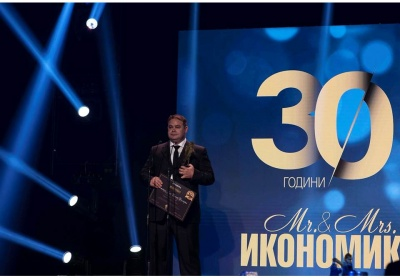 Telenor Bulgaria CEO Jason King receives 2020 Business Leadership in Times of Crisis Award